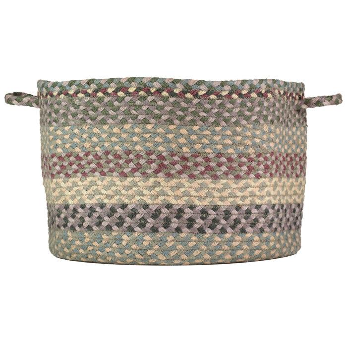 Tundra Large Organic Jute Baskets