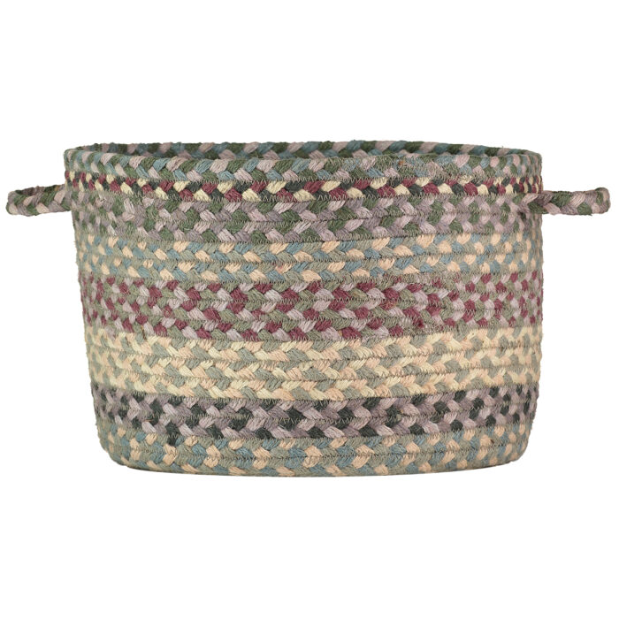 Tundra Medium Organic Jute Baskets