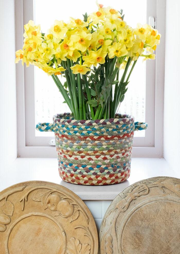 Carnival Organic Jute Basket