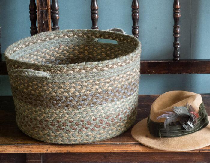 Seaspray Organic Jute Baskets
