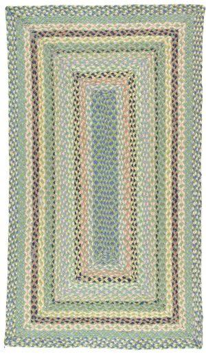 Mint Rectangle Organic Jute Rugs