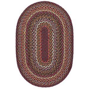 Shiraz Oval Organic Jute Rugs