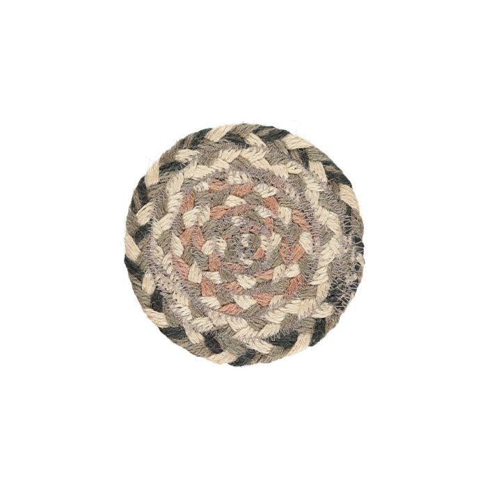 Granite Organic Jute Coaster