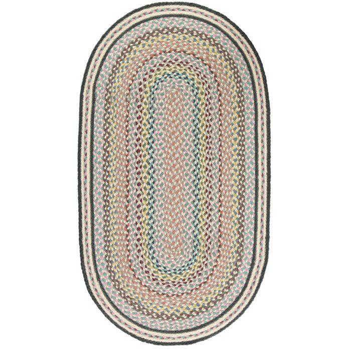 Pashmina-Oval-Organic-Jute Rug