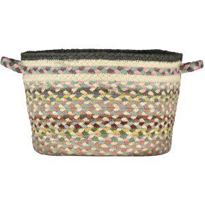 Pashmina Organic Jute Basket