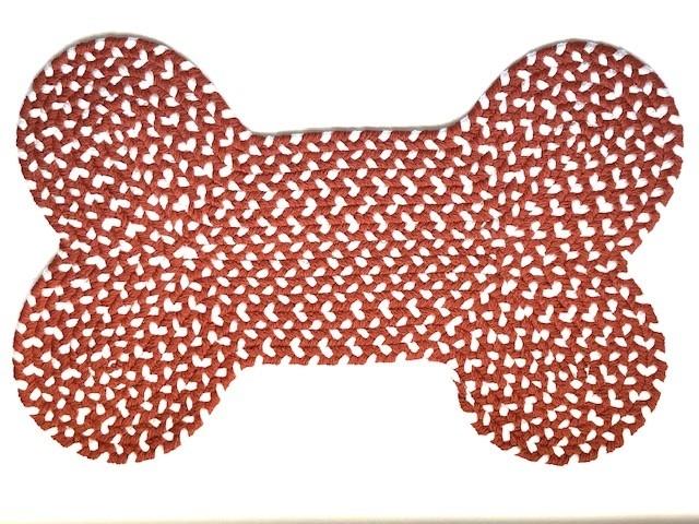 Eco Dog Bone rug