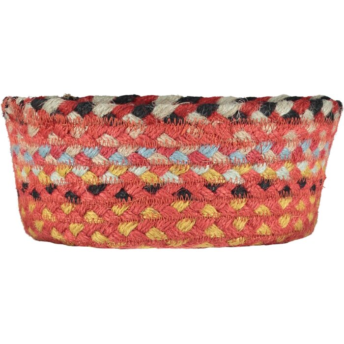 Chilli Organic Jute Mini Basket