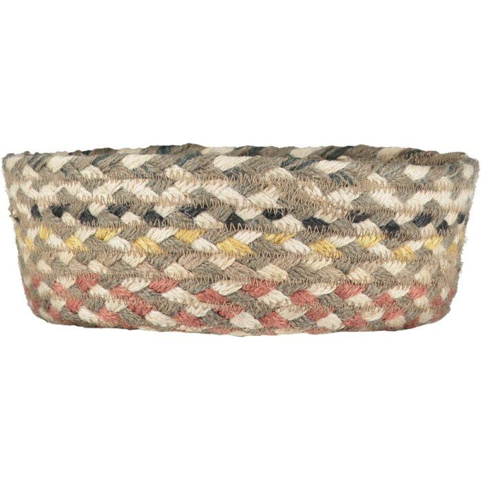 Granite Organic Jute Mini Basket