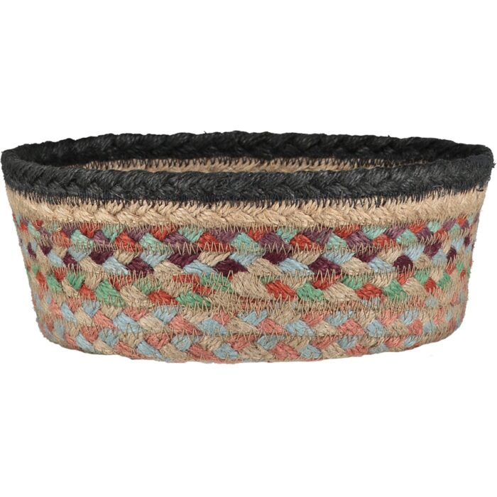 Kashmir Organic Jute Mini Basket