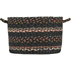 Marble Organic Jute Basket