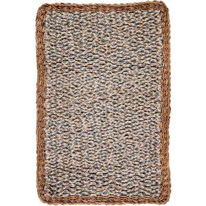 Organic Jute Doormat Thistle