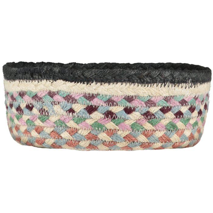 Pashmina Organic Jte Mini Basket