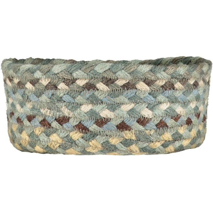 Seaspray Organic Jute Mini Basket