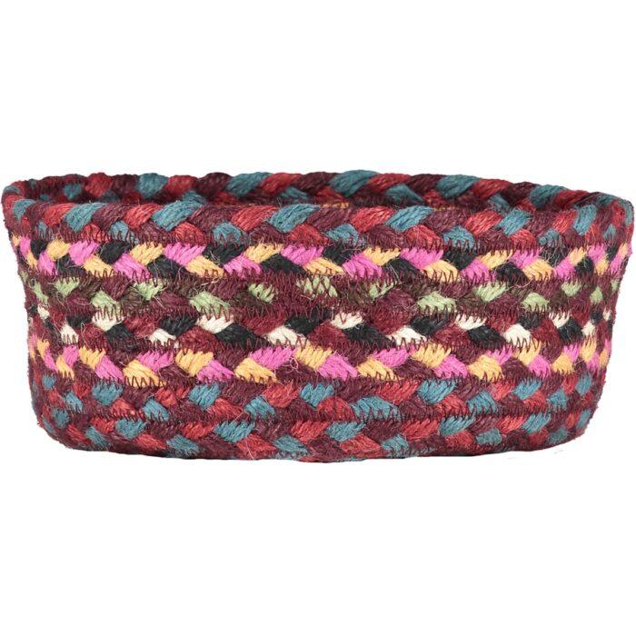 Shiraz Organic Jute Mini Basket
