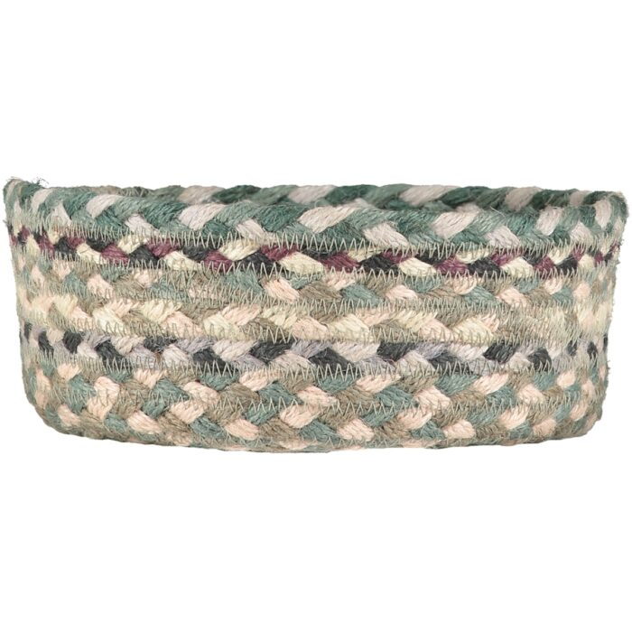 Tundra Organic Jute Mini Basket