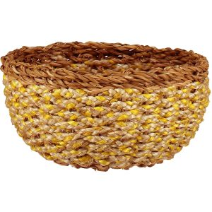 Village Casserole Basket - Daffodil