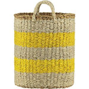 Laundry Daffodil Basket