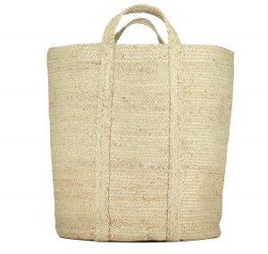 Slouchy Natural Organic Jute Baskets
